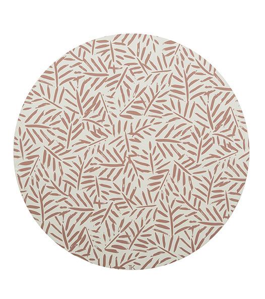 Toddlekind Clean Wean Hochstuhlunterlage - Ocean Leaves Series