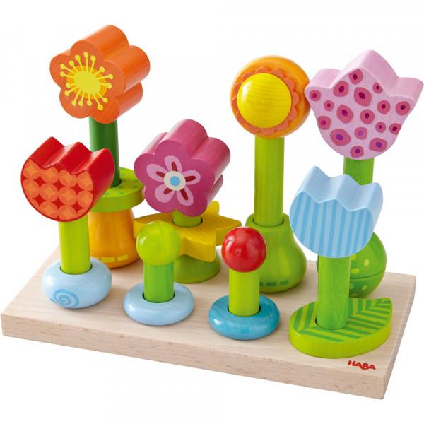 Haba Steckspiel Blumengarten