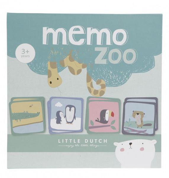 Little Dutch Memorie Zoo