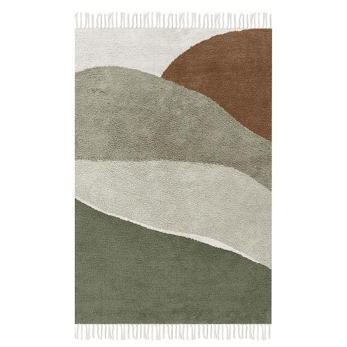 Little Dutch Teppich Horizon, 130x90 cm