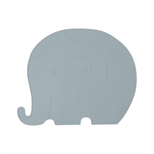 OYOY Silikon Platzset Henry Elefant