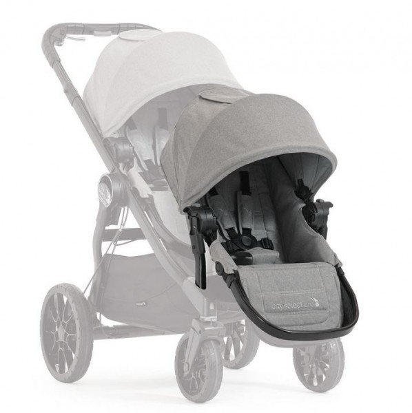 Baby Jogger City Select LUX Zweitsitz mit Adapter
