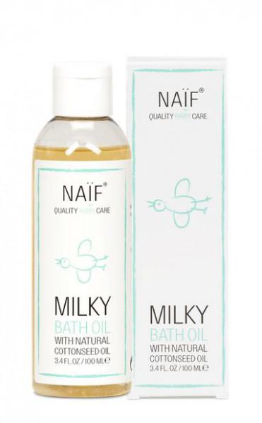Naïf pflegendes Babybadeöl 100ml