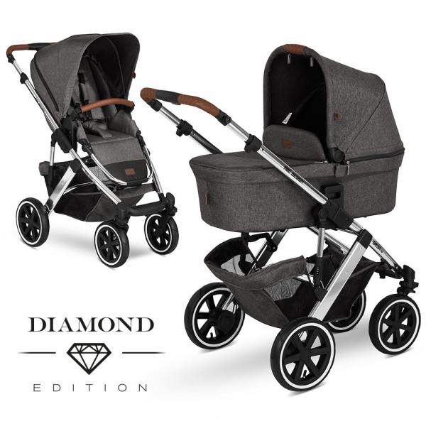 ABC Design Wickeltasche Royal Kollektion 2020 Diamond Edition