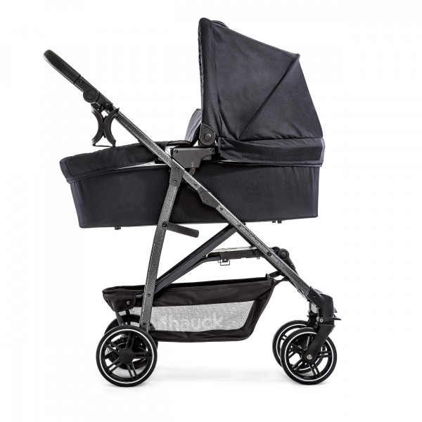 Hauck Rapid 4S Plus Babywanne + Babyschale Bundle B-Ware, exkl. Gestell