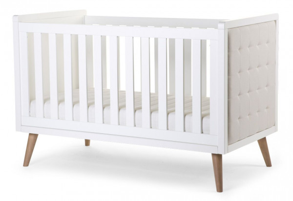 Childhome Retro Rio White Bett 70 x 140 cm