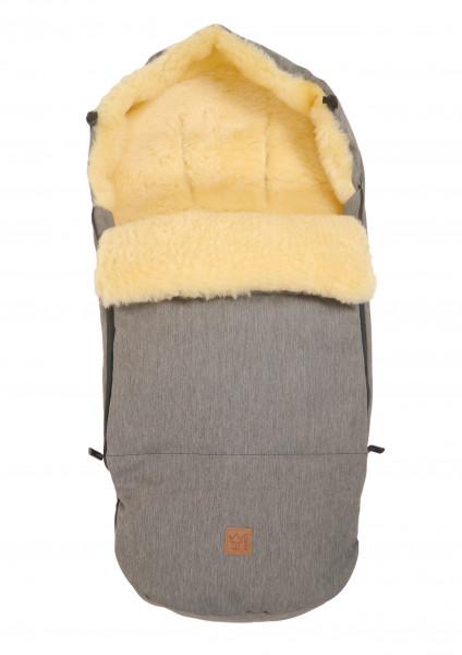 Kaiser Premium Lammfell Fußsack passend für Joolz