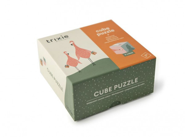 Trixie Würfelpuzzle