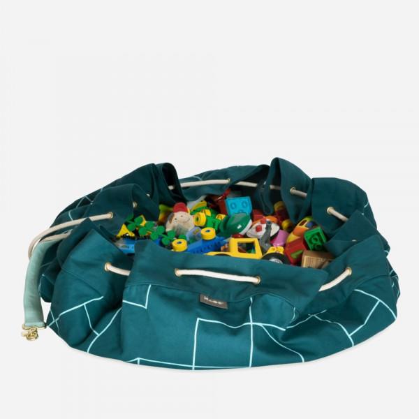 KAOS Samlesak Spielzeugsack / Spielmatte