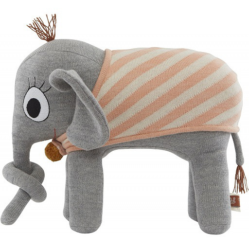 OYOY Ramboline Elefant Stofftier