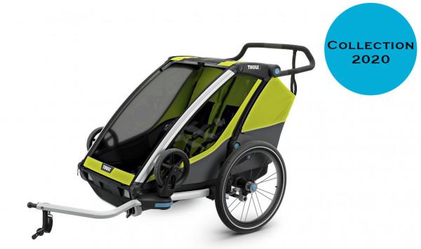 Thule Chariot Cab 2 Fahrradanhänger Kollektion 2020 online