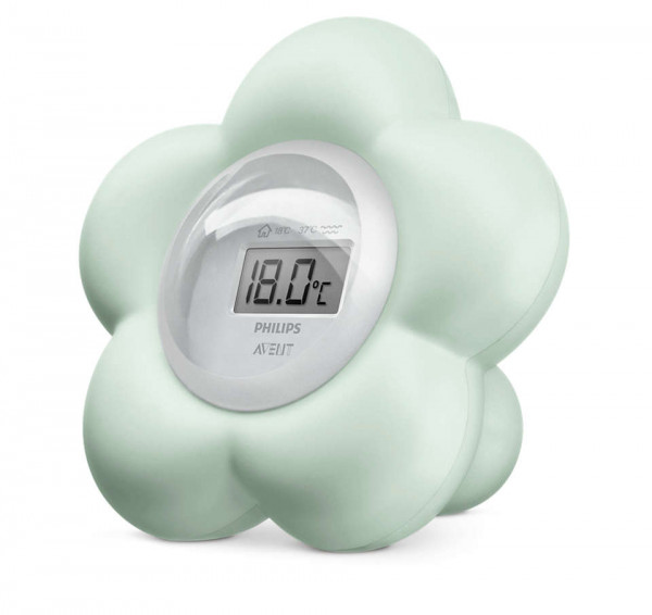 Philips AVENT Digitales Baby Bad- und Raumthermometer