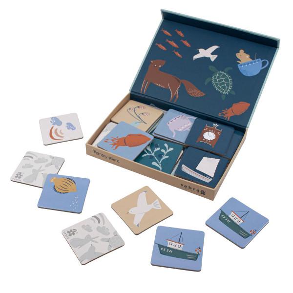 Sebra Memory in der Box, Seven Seas / Daydream