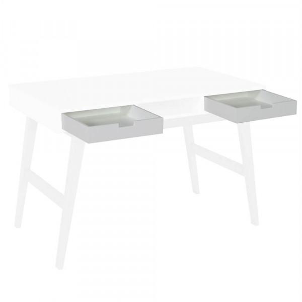 Quax Trendy Schublade für Schreibtisch & Nachttisch, weiss