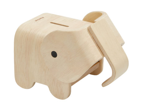PlanToys Elephant Bank Spardose Kinder