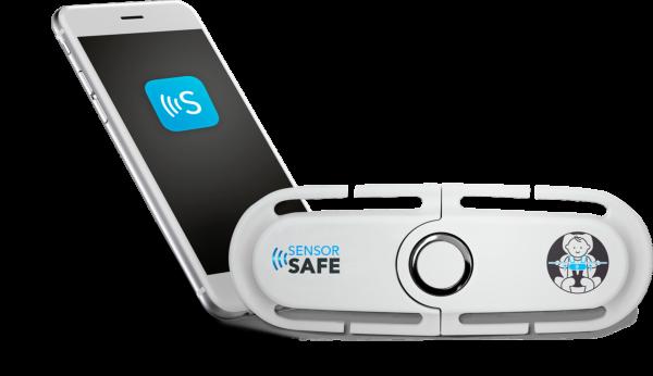 Cybex Sensorsafe Clip 4-in-1 Sicherheit für Kleinkinder