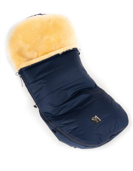 Kaiser Premium Lammfell Fußsack passend für Bugaboo und Joolz