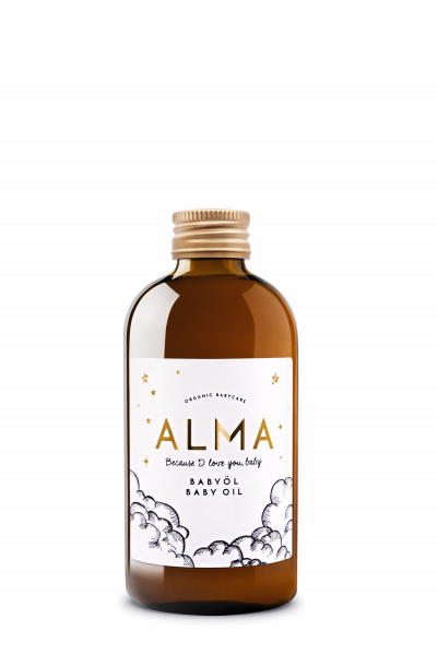 ALMA Baby Oil 250 ml