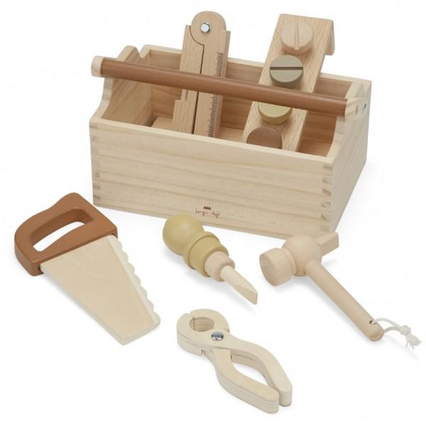 Konges Sløjd Holz Werkzeugkiste