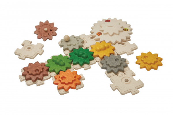 PlanToys Getriebepuzzle