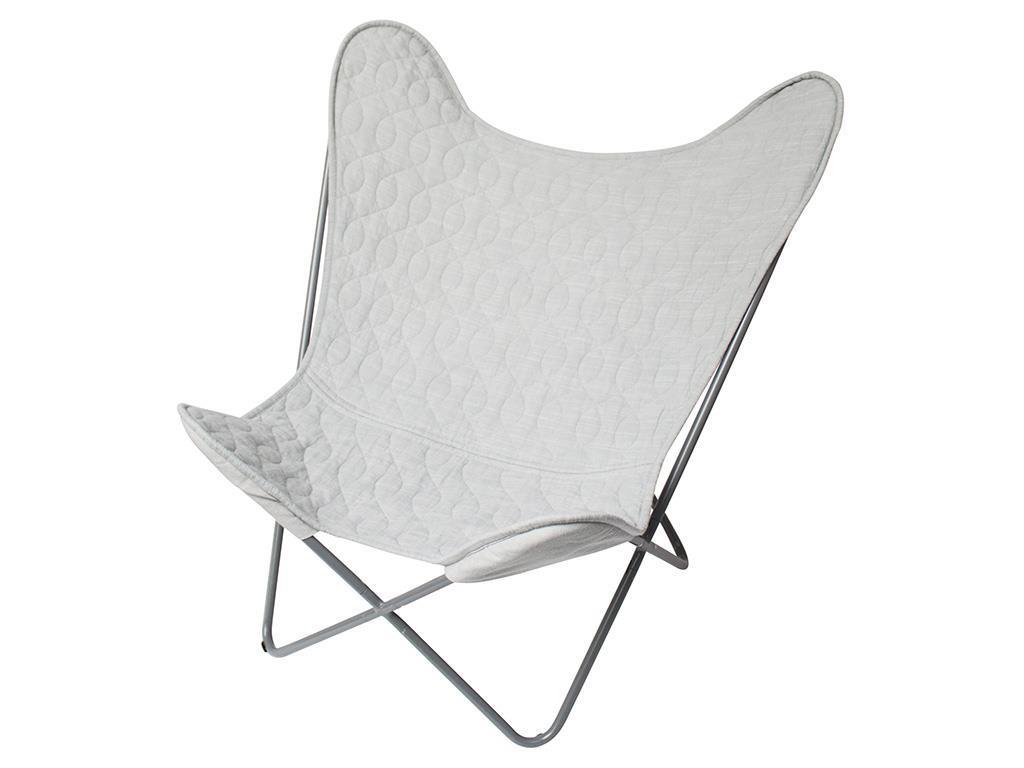 sebra schmetterling stuhl grau kindermaxx. Black Bedroom Furniture Sets. Home Design Ideas