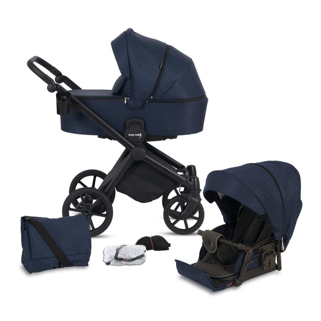 TOP Knorr-Baby Cupholder Becherhalter  für Premium Kombi-Kinderwagen Life