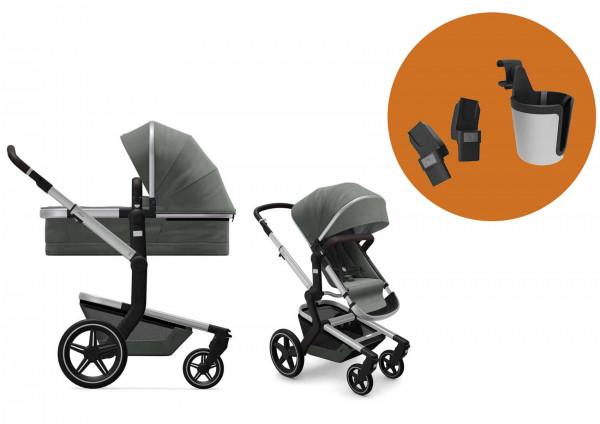 Joolz Day+ Kinderwagen Set Adapter + Becherhalter