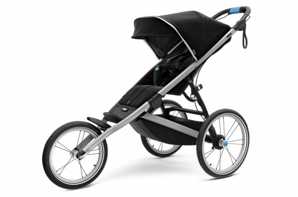 Thule Glide2 Kinderwagen Jet Black