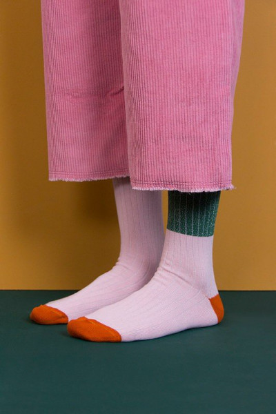Sticky Lemon Socken für Kinder