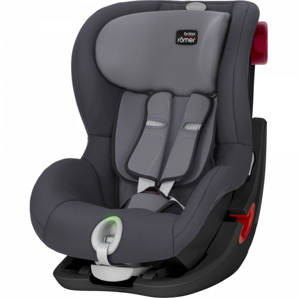 Britax Römer King II LS - Black Series 2020