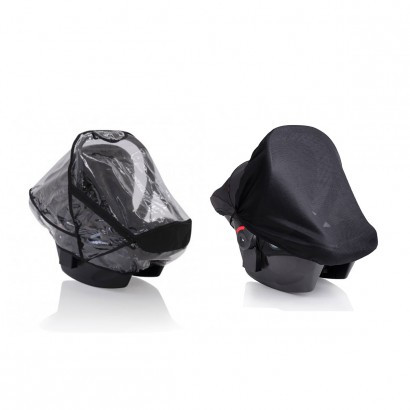 Mountain Buggy Babyschalen Covers (Sonne + Regen)