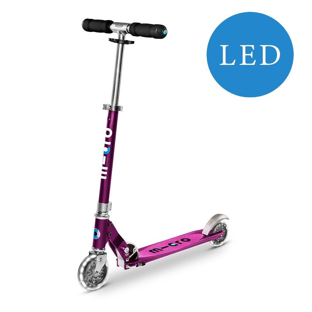 Micro Scooter Kickboard LED Leuchte