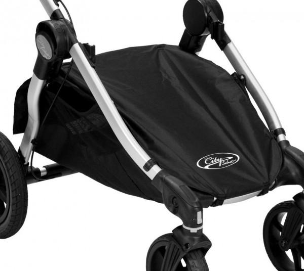 Baby Jogger Regenschutz Warenkorb für City Select