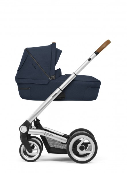 Mutsy Icon Kombikinderwagen (mit Cognac Griff)