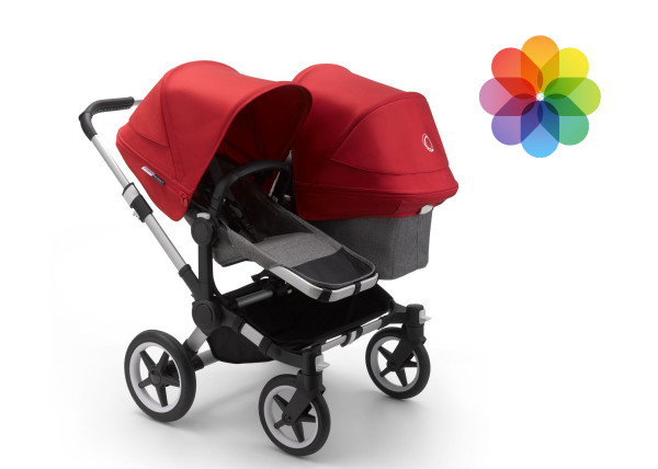 Bugaboo Donkey3 Duo Kombikinderwagen Styled by You