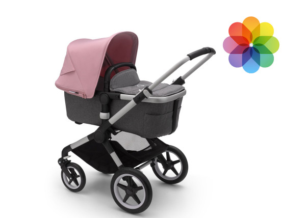Bugaboo Fox2 Kombikinderwagen Styled by You