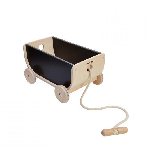 PlanToys Spielzeugwagen/Nachziehwagen