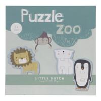 Little Dutch Tierpuzzle Zoo