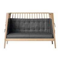 Leander Sofa-Set für Linea und Luna Babybett aus Bio-Baumwolle, 120 cm