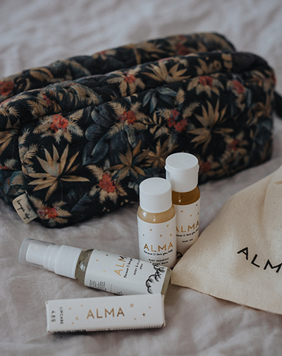 ALMA Travel Kit