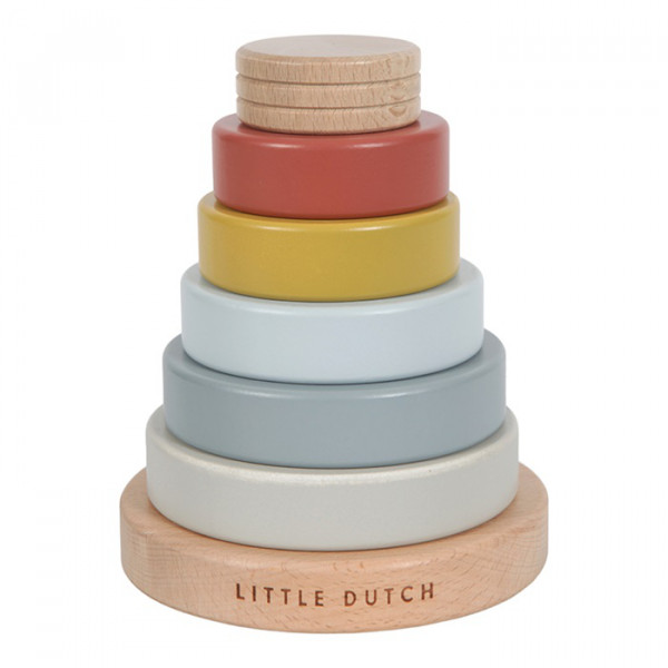 Little Dutch Ring-Stapelturm