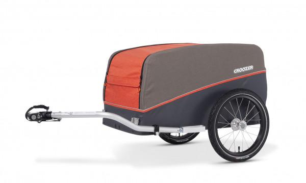Croozer Cargo Fahrrad Lastenanhänger Pakko