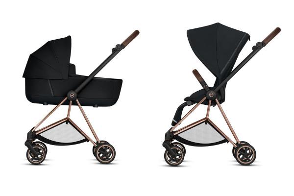 Cybex Mios Kinderwagen inkl. Babywanne 2021