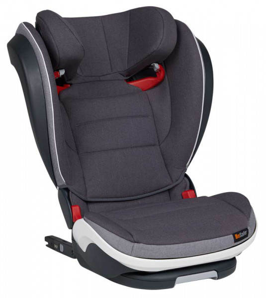 Besafe iZi Flex S Fix Kindersitz Metallic Melange Ausstellungsstück