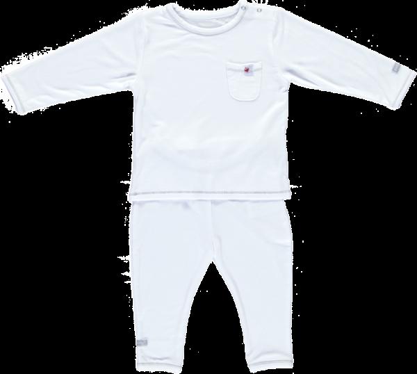 Puckababy Baby Pyjama Tencel 2-teilig