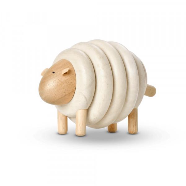 PlanToys Holzspielzeug Lacing Sheep