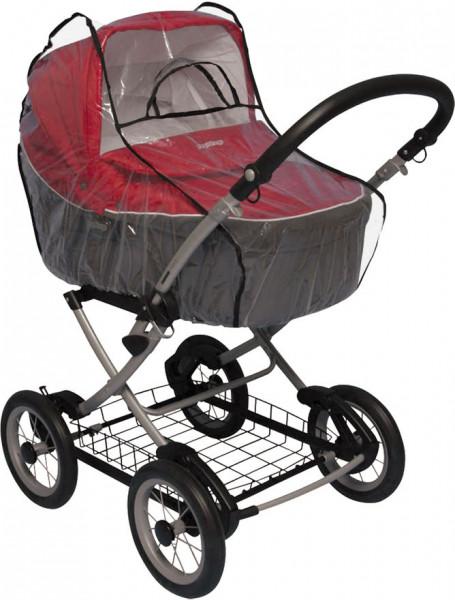 Fillikid Regenschutz für Kinderwagen Transparent