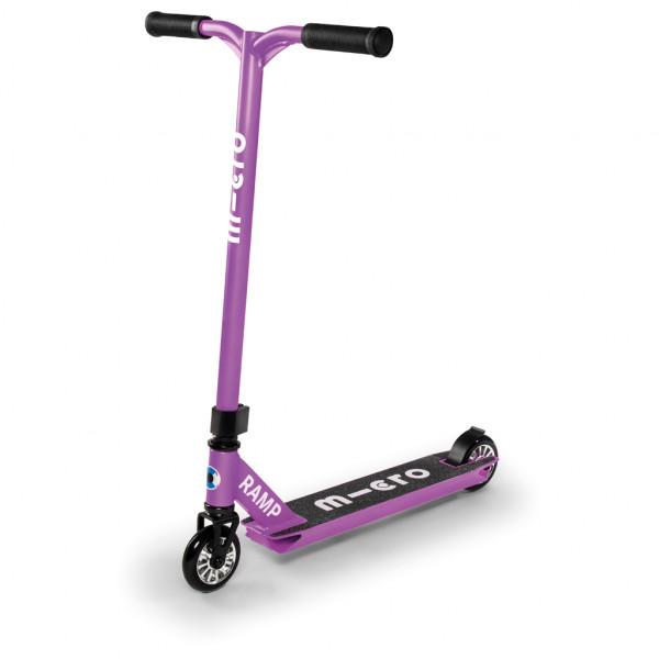 Micro Scooter Ramp Purple