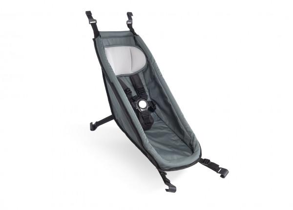 Croozer Babysitz für Fahrradanhänger ab 2014