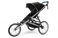 Thule Glide2 Kinderwagen, Jet Black Kollektion 2020